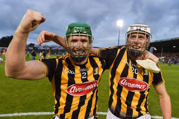 Kilkenny Hurling Star Paul Murphy Interview