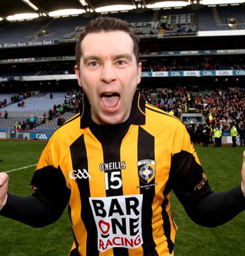 Interview with Oisin McConville