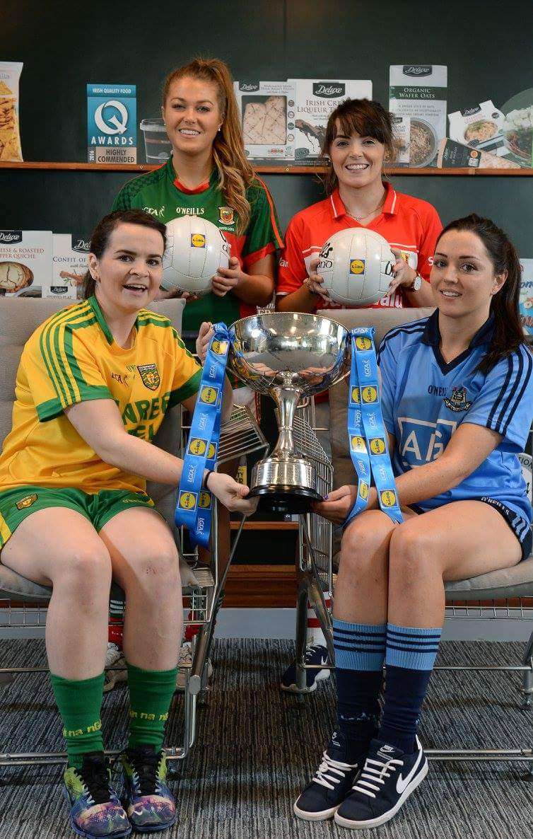 Lidl Ladies National Football League