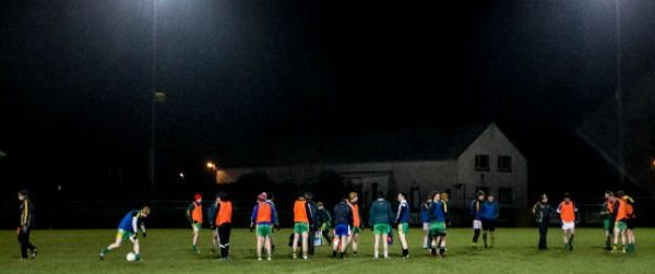 tips for Pre Season GAA Club Training