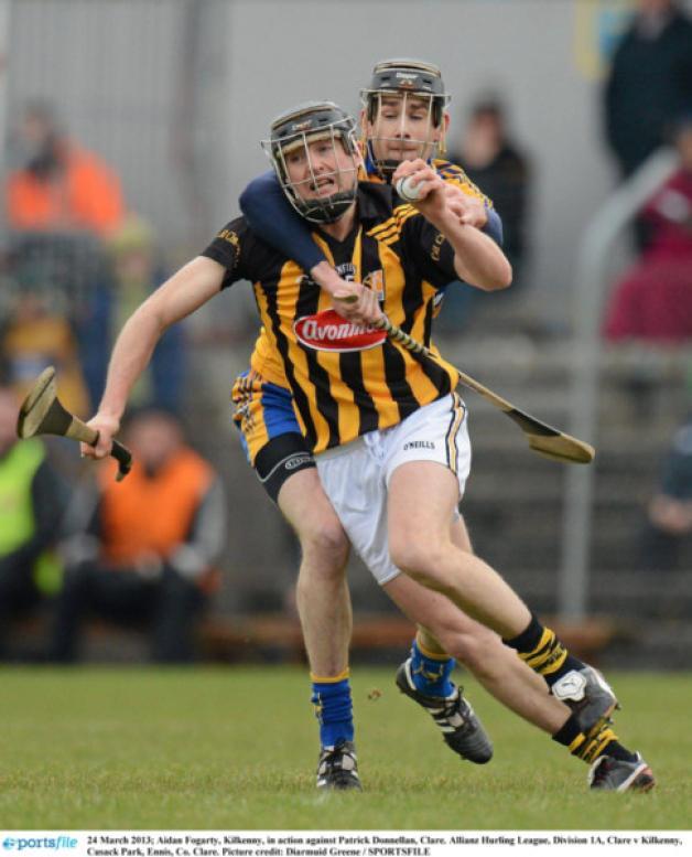 Kilkenny's Aidan 'Taggy' Fogarty