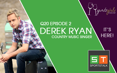 Q20 Series Episode 2: Country Music Star Derek Ryan