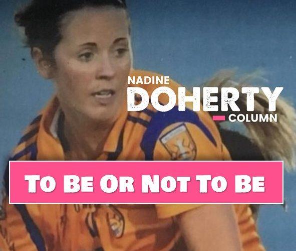 Nadine Doherty Column
