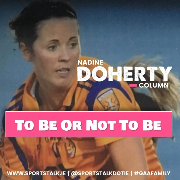 Nadine Doherty Column