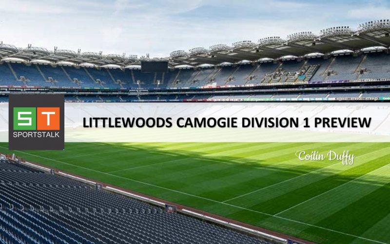 Colin Duffy Division 1 Camogie Preview